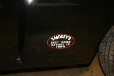 Smokey Camaro 22