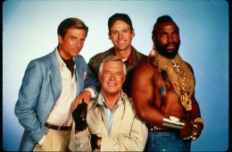 We all want to be on the A-Team
