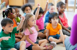 What Every Preschool Class Time Should Include
