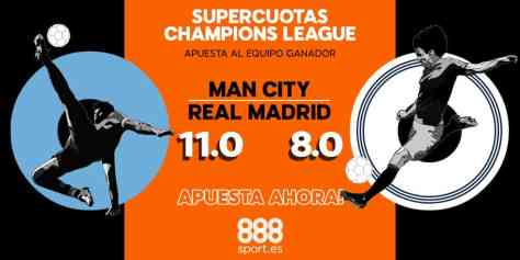 Supercuota 888sport Real Madrid