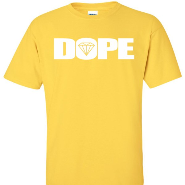 DOPE DIAMOND yellow