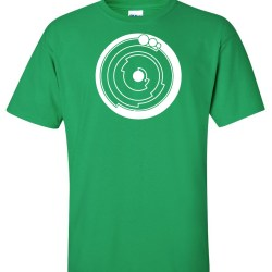pi crop circle Green