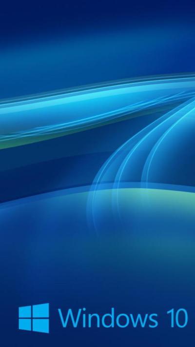 HD blue lines - Beautiful windows 10 wallpaper Wallpaper Download 720x1280