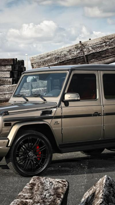 Mercedes G63 Amg 6x6 Wallpaper Iphone - impremedia.net