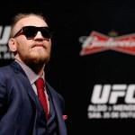 C. McGregor (foto) não pediu para treinar na Kings, diz agente. Foto: Josh Hedges/UFC