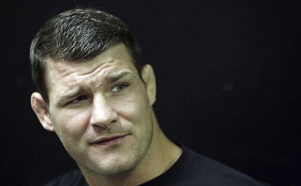 Bisping (foto) enfrenta Anderson em Londres. Foto: Josh Hedges/UFC