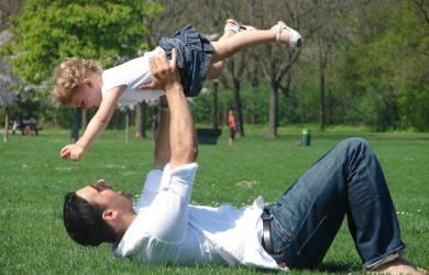 jugar con papa