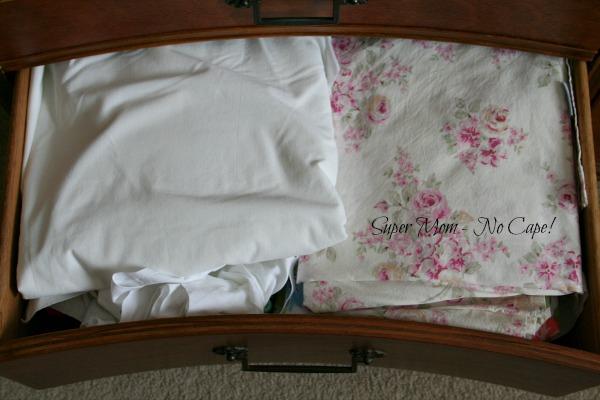 My Fabric Dresser - drawer 3