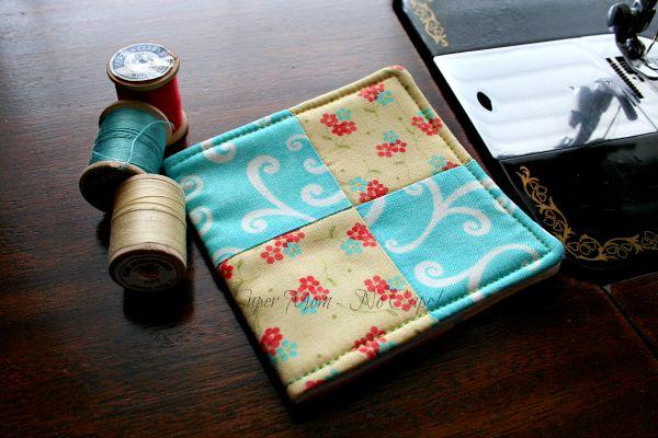 patchwork needlebook