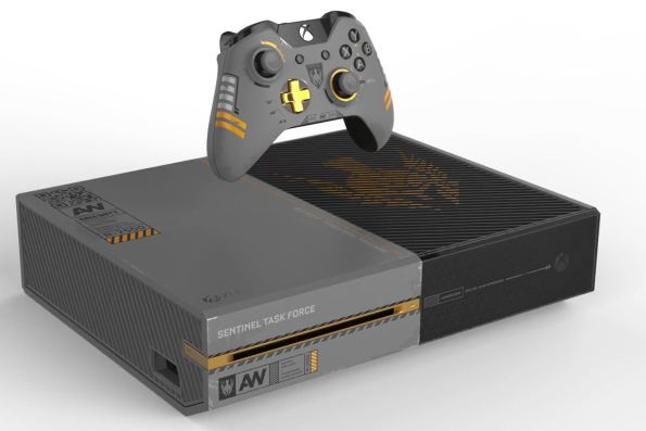 Xbox One CoD Bundle