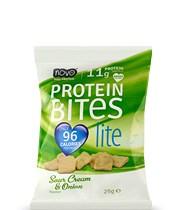Protein Bites Lite Sour Cream & Onion 25 gram