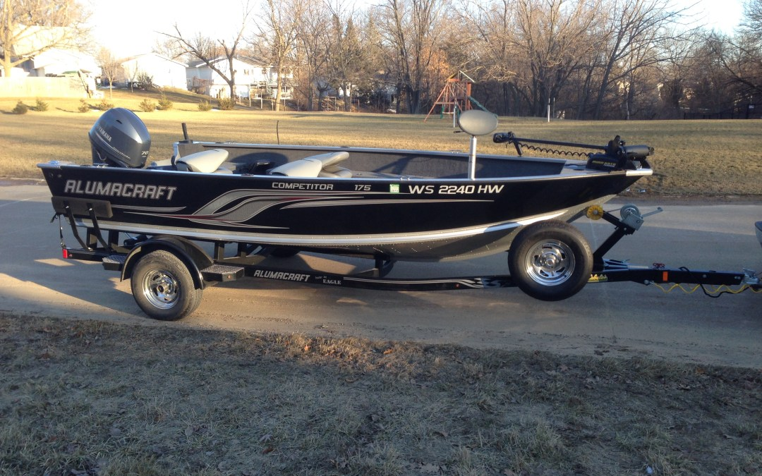 Fishing in Style in 2014 | New Alumacraft Competitor 175