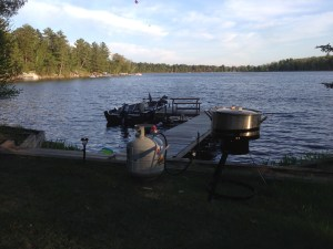 North Long Lake Crappie Fish Fry