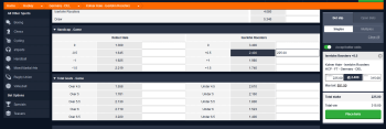 Iserlohn Roosters @ Pinnacle Bookmaker
