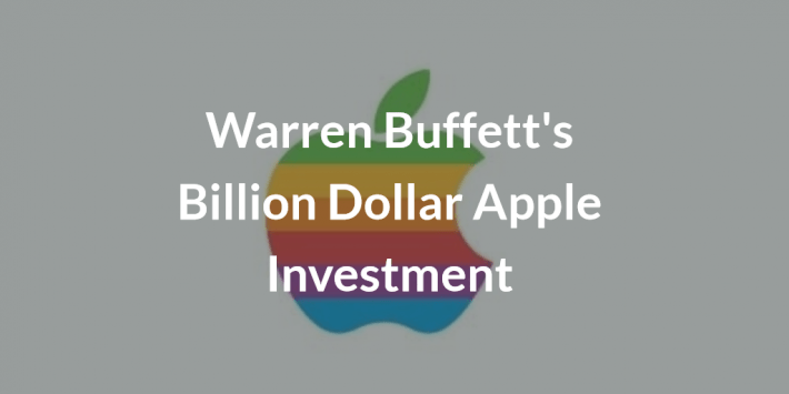 Warren Buffetts Billion Dollar Apple Investment