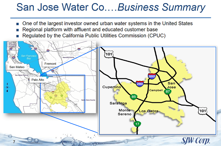 SJW Business Summary