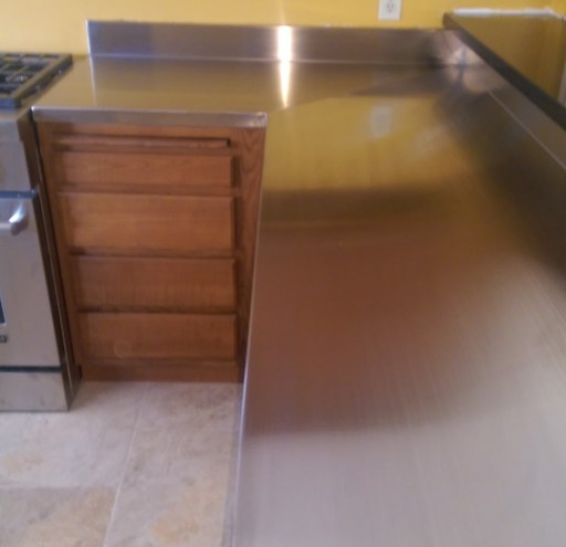 Custom Counter Top