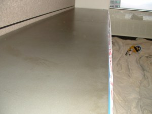 Dull Scratched Countertop Refinish Surface Link Before