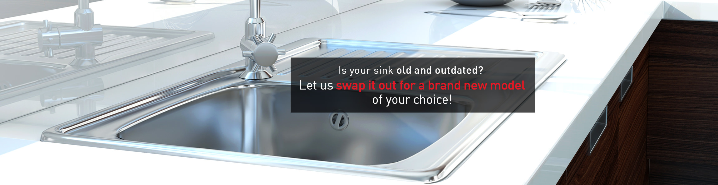 Let Surface Link Replace or Update your Old, Outdated Sink!