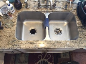 Kitchen Sinks For Granite Countertops help – my granite cracked in front of the sink! | surface link