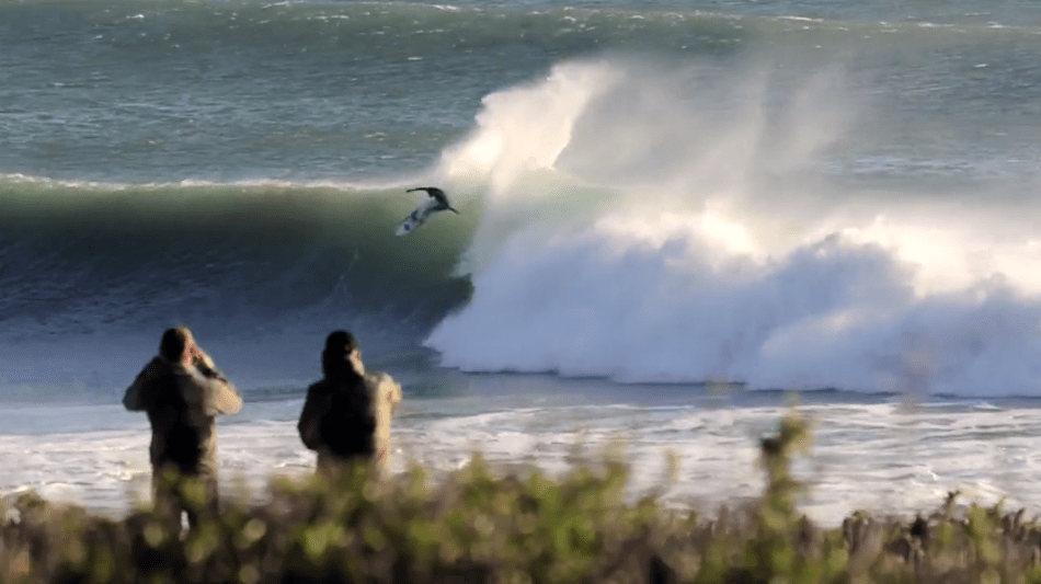 Surf Porn with Dane Reynolds in Morocco