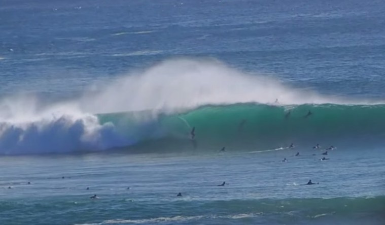 Indo Epic Swell 6-27-15