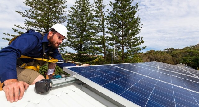 Solar Installation for home