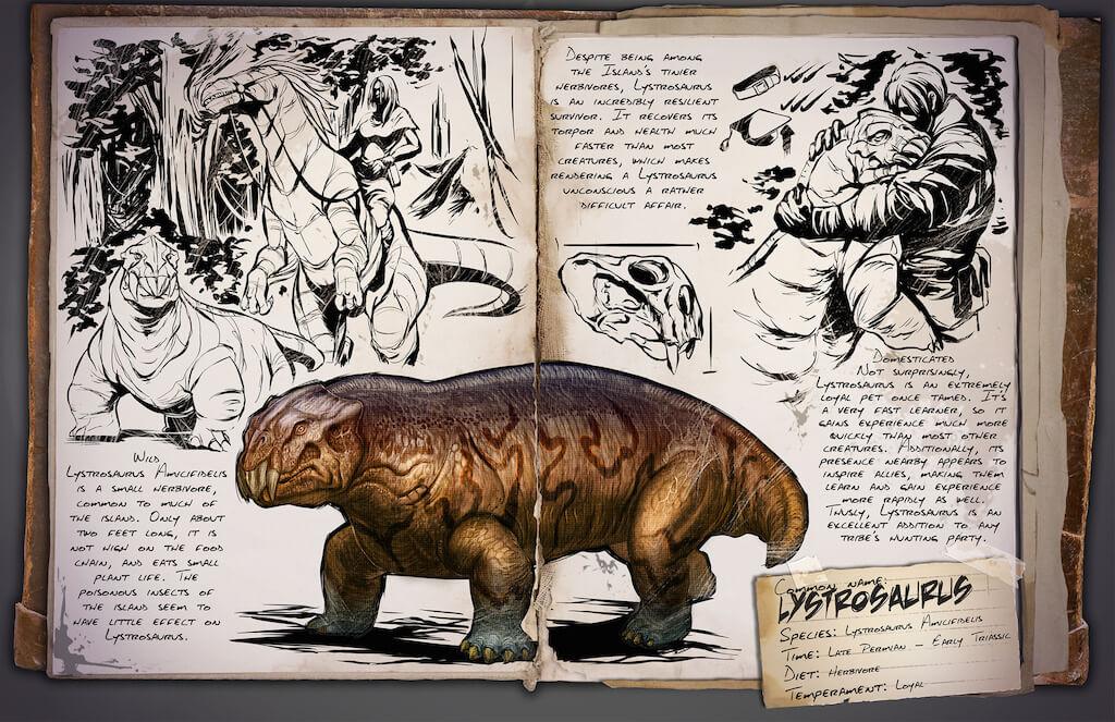 Lystrosaurus_Dossier