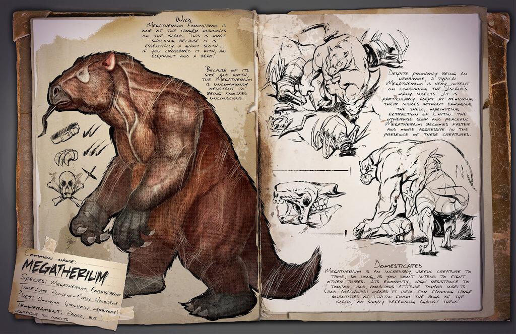 Megatherium_Dossier