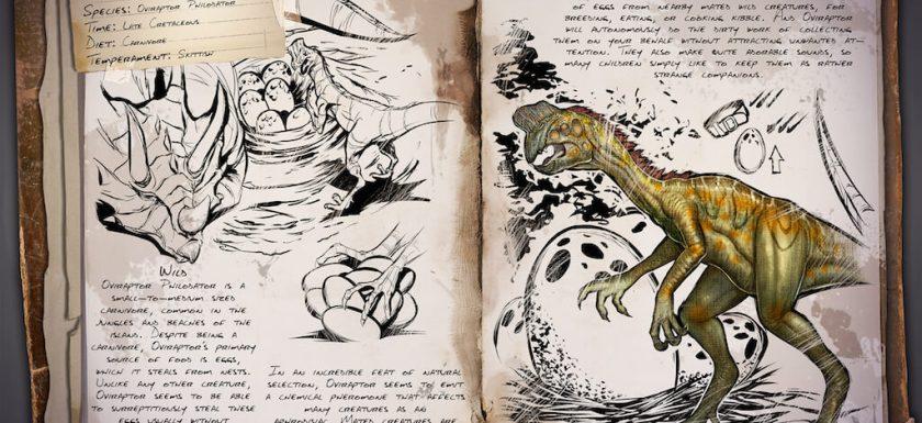 Oviraptor_Dossier