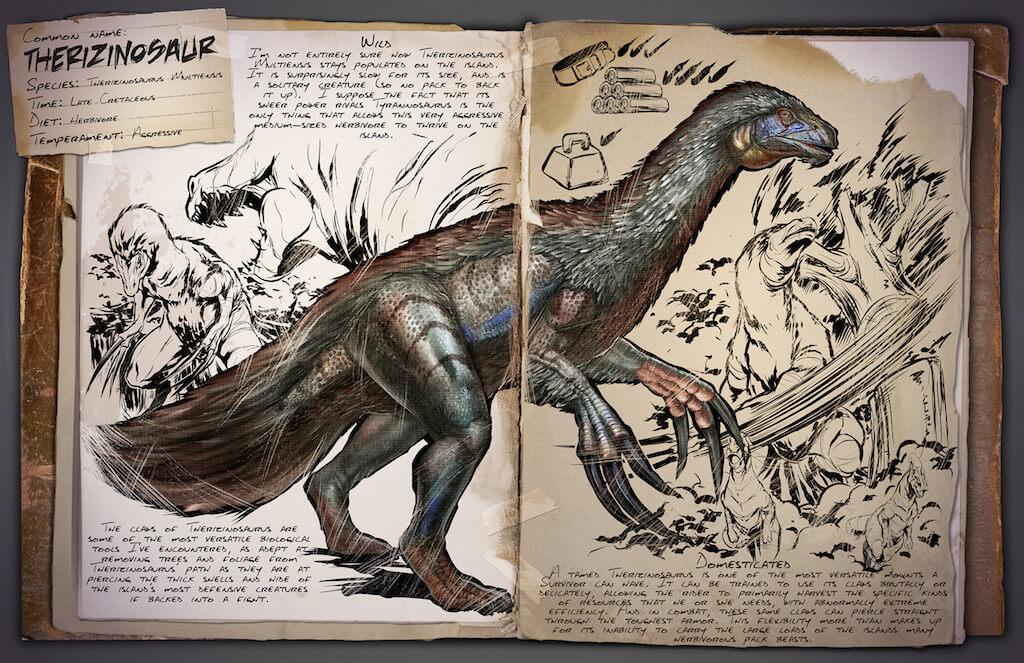 Therizinosaurus_Dossier