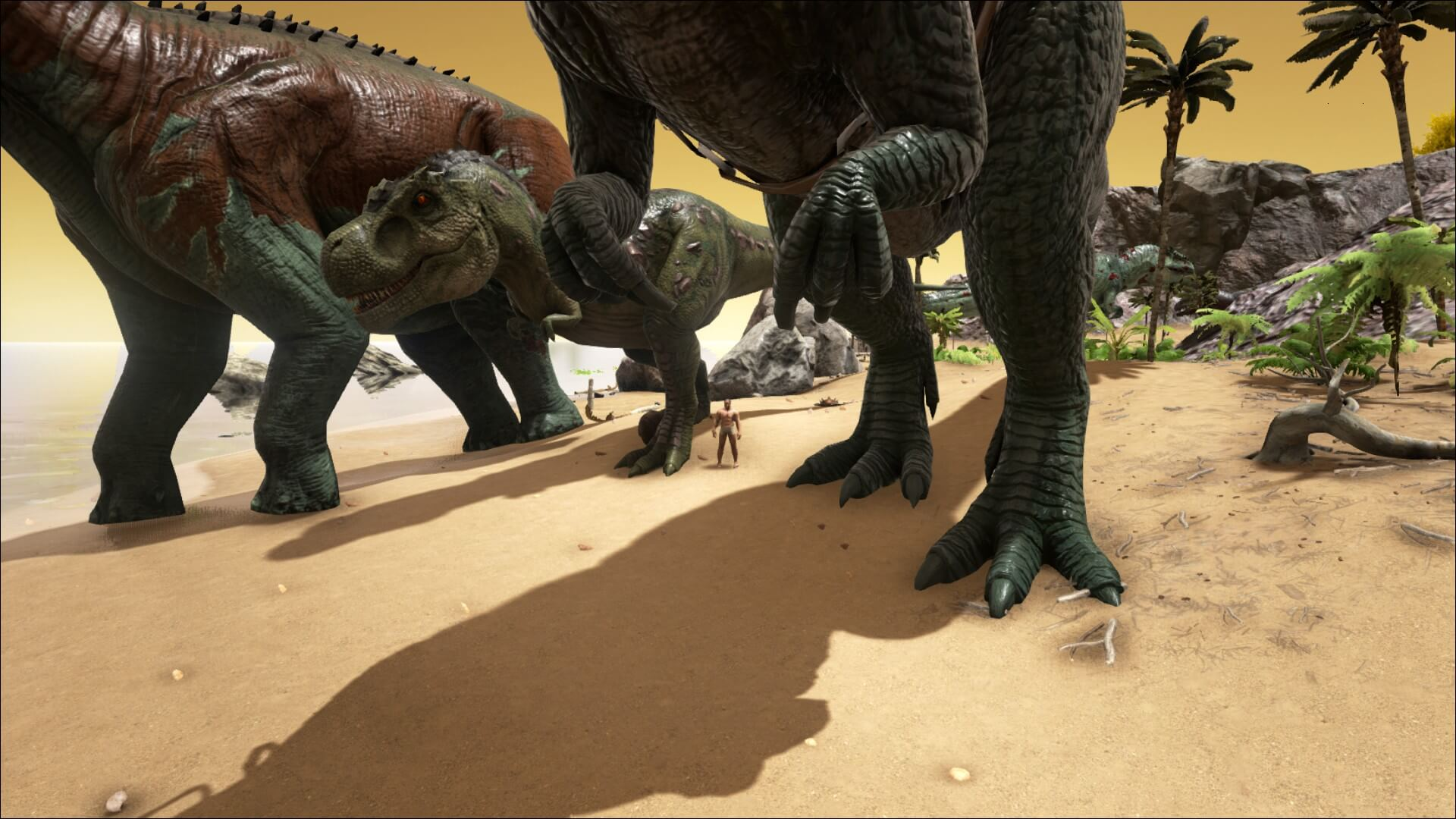 Patch v222 whats new survive ark size comparison with human malvernweather