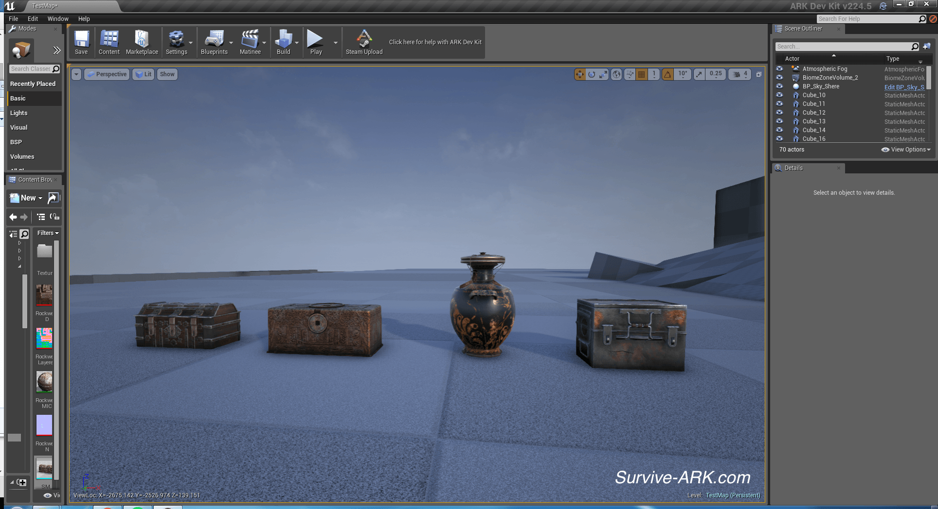 Devkit preview explorer chests colored beaver and colored explorerchests1 malvernweather Gallery