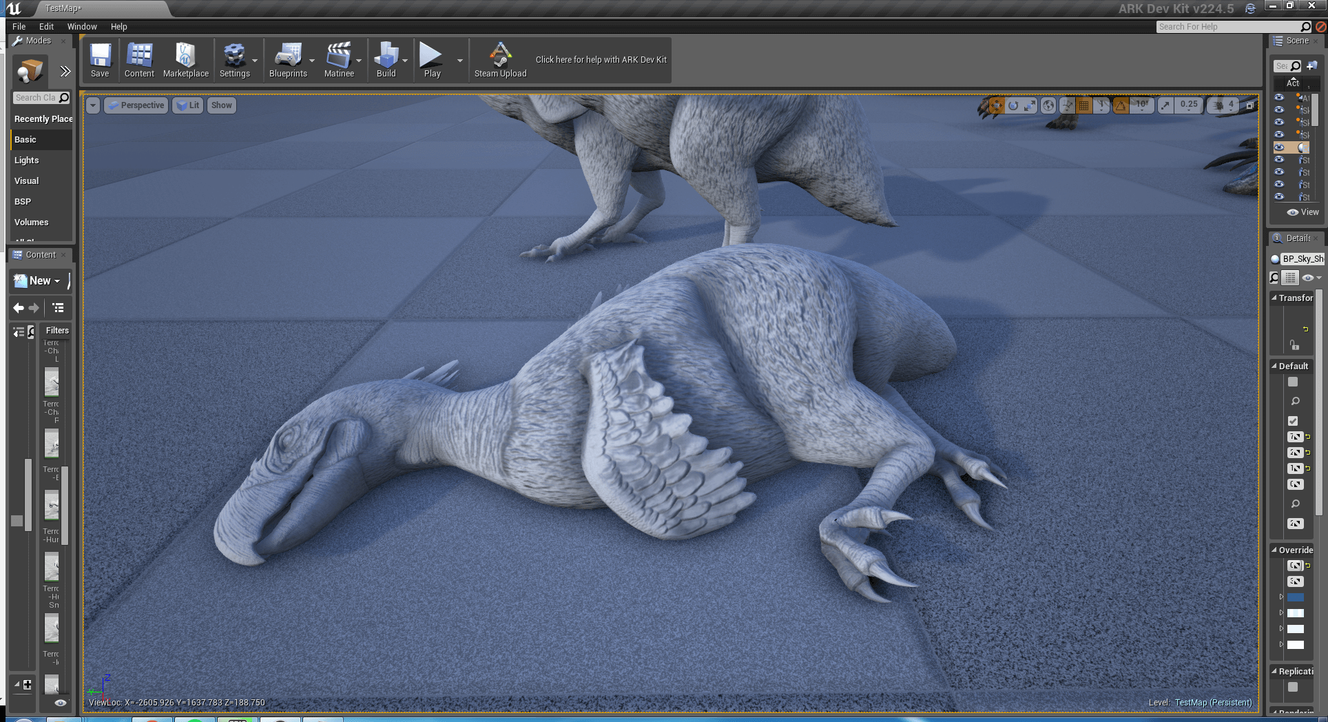 Upcoming dinos preview giant beaver dung beetle terrorbird and terrorbird2 malvernweather Images