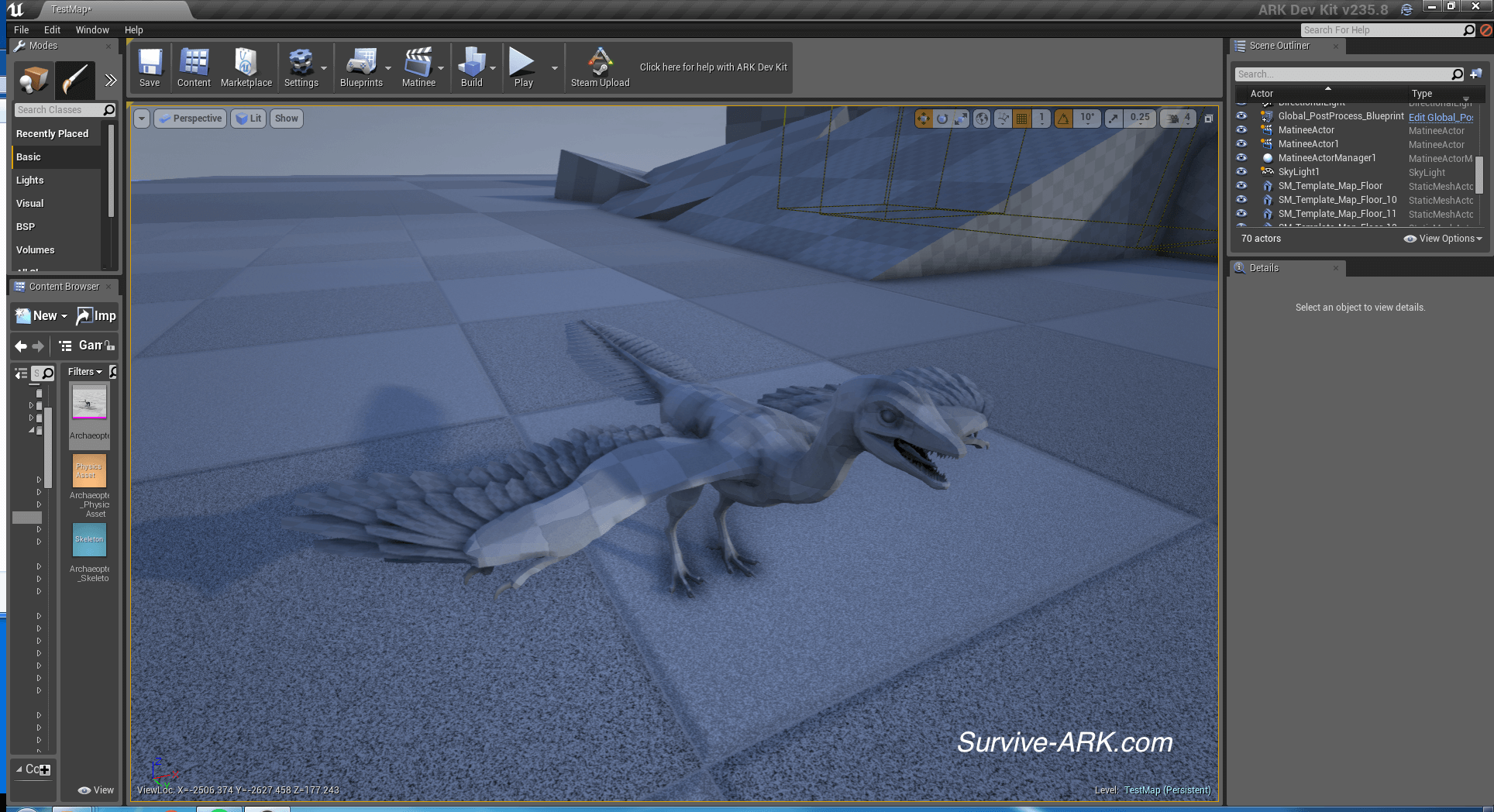 Devkit preview titanosaur archaeopteryx woolly rhino and more archaeopteryx3 malvernweather Image collections