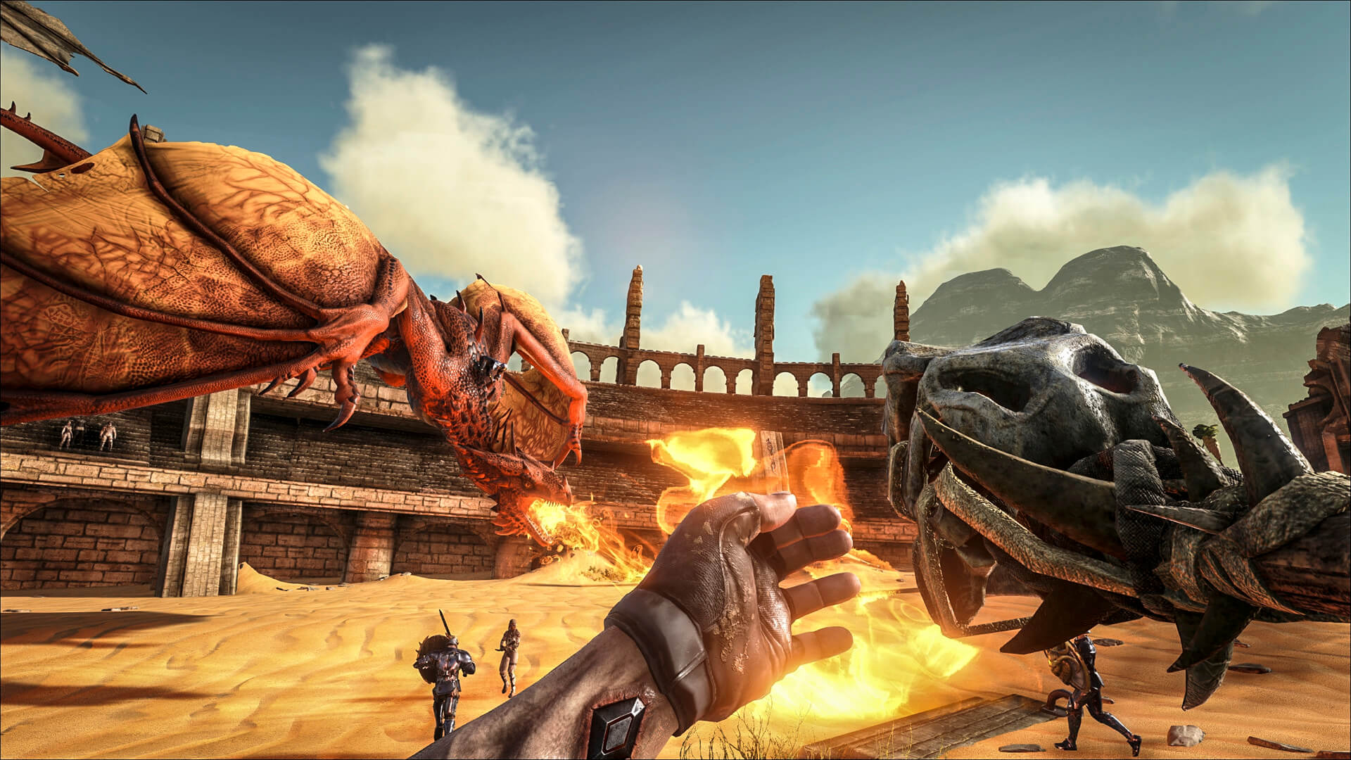 Ark scorched earth console commands and cheats survive ark malvernweather Choice Image