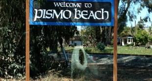 Welcome to Pismo Beach California