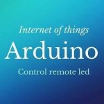 Internet of Things with Android and Arduino: Control remote Led