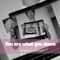 #QOTW: You are what you share