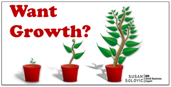 how to achieve small business growth