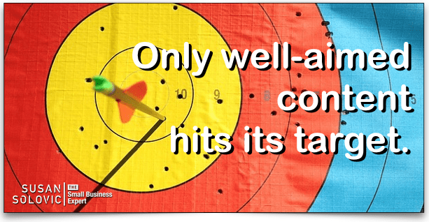 how to target your marketing content