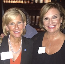 Susan Solovic, Cathy Martine, Senior Vice President Corporate Business Solutions AT&T