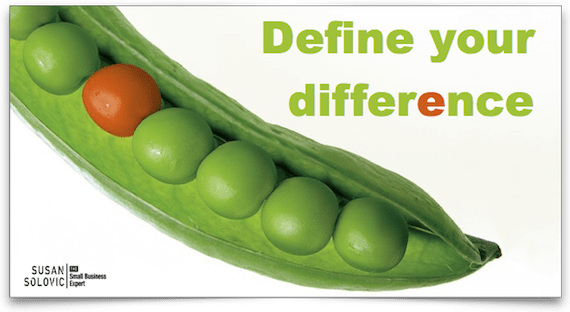 define your noticeable difference