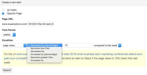 slack-decrease-page-views
