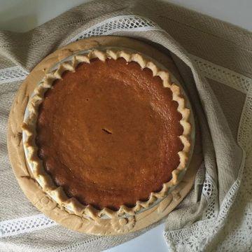 mimi's pumpkin pie