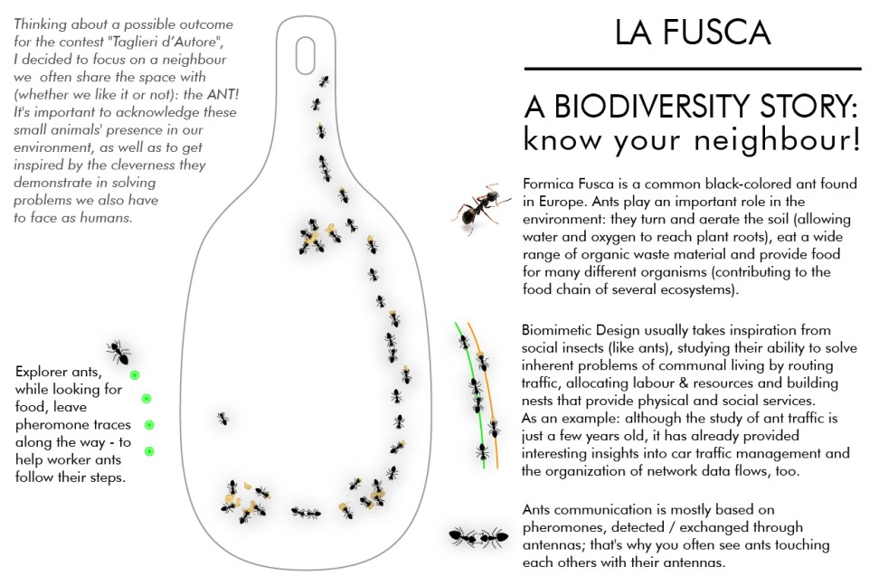 A biodiversity story..