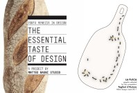 "Part of the exhibition ""The essential taste of design"""