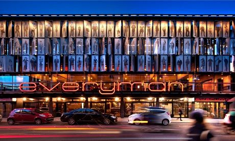 liverpool everyman exterior night