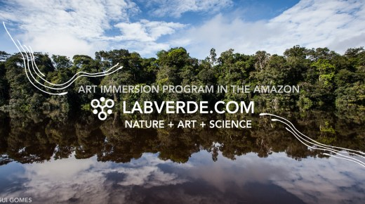 LABVERDE: Art Immersion Program in the Amazon
