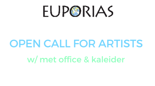 Opportunity for Artists: EUPORIAS G.A.